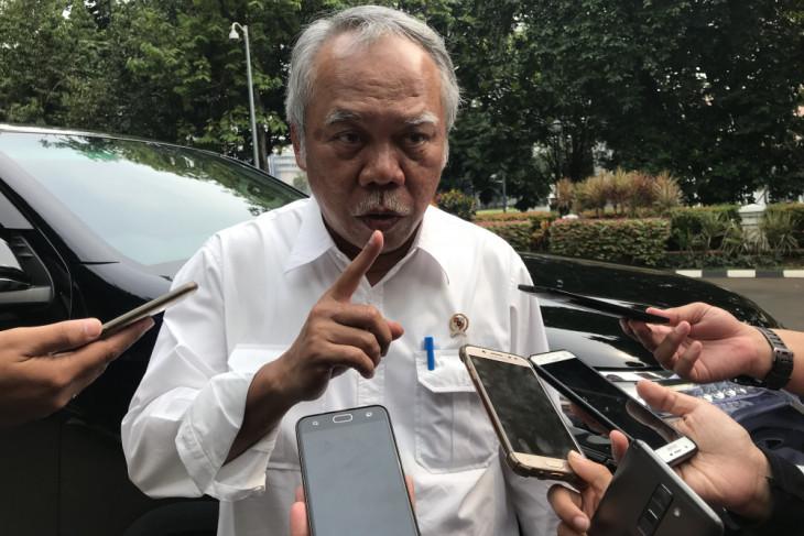 Basuki Hadimuljono denies complaints of Gapensi saying private contractors more dominant