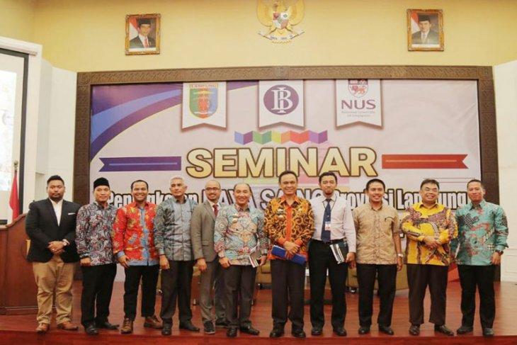Lampung Optimistis Masuk 10 Besar Peringkat Daya Saing Nasional