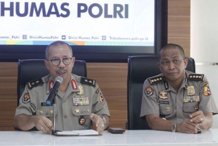 Aksi penyerangan Polda Riau