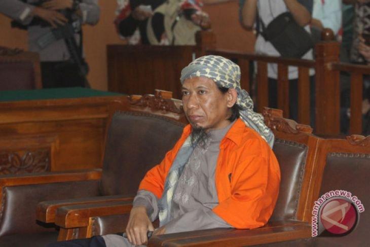 Sidang tuntutan terdakwa bom Thamrin, 182 aparat keamanan disiapkan