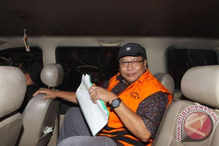 KPK panggil tersangka korupsi gedung IPDN Sumbar