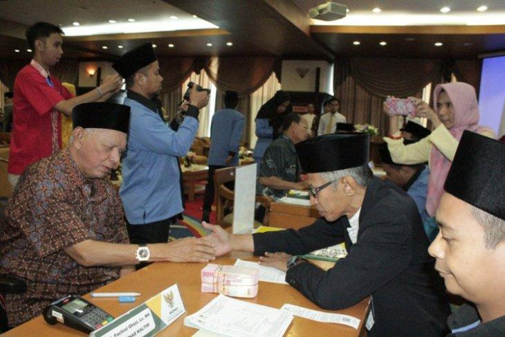 Baznas Ternate intensifkan gerakan bayar zakat