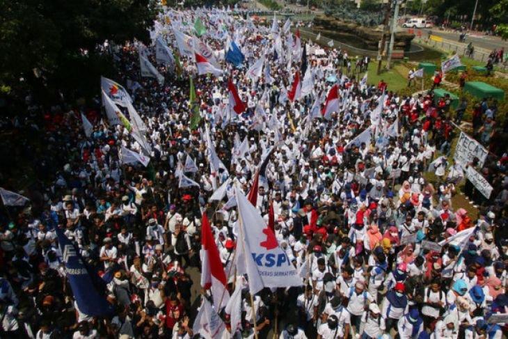 Hari Buruh Internasional Jakarta
