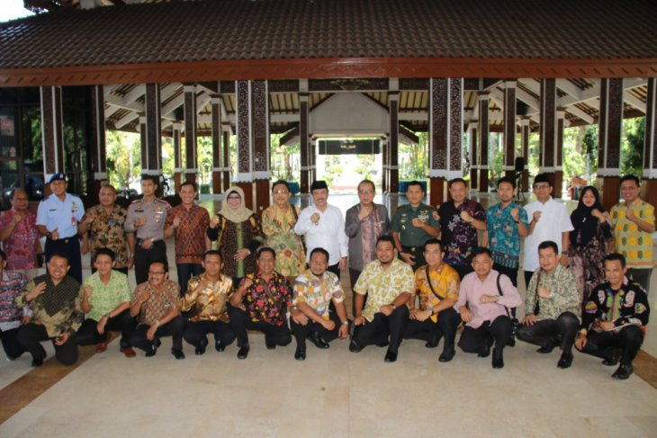 Wali Kota Padang Belajar Penyelenggaraan Pilkada di Sidoarjo