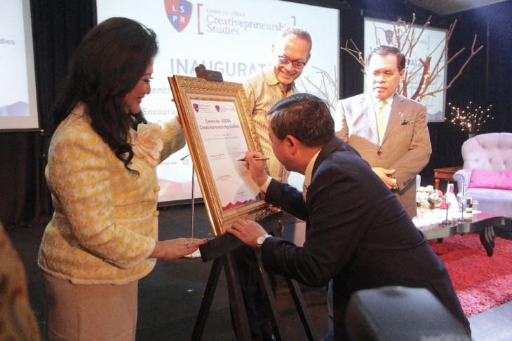 London School launches ASEAN creativepreneurship center