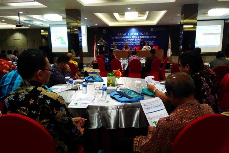 TPID Papua Barat usulkan sepuluh rekomendasi strategis