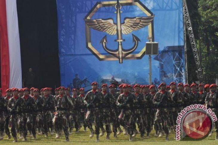 Polri konfirmasi Kopassus TNI sudah terlibat penindakan teroris