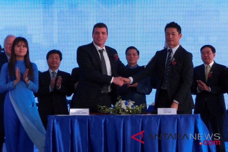 KDDI Vietnam, DEEP C to offer country's first smart metering system in industrial zone