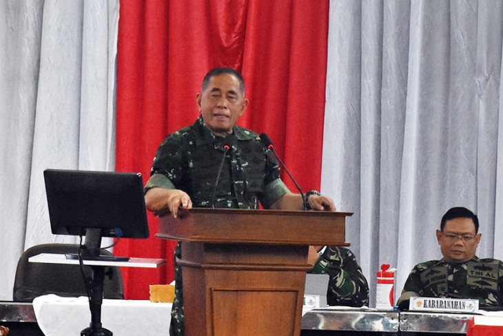 Indonesia committed to maintaining regional peace: Defense Minister