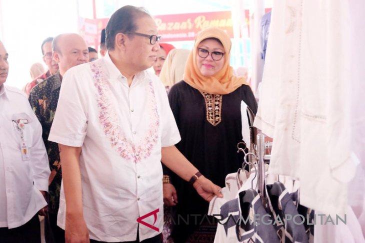 Pasar Sembako Murah Digelar Di Smesco Indonesia