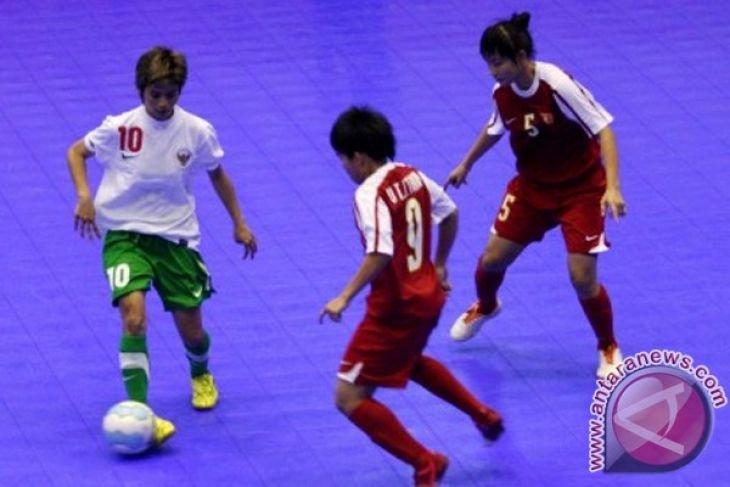 Futsal dan sepak bola pantai dipertandingkan di SEA Games 2021