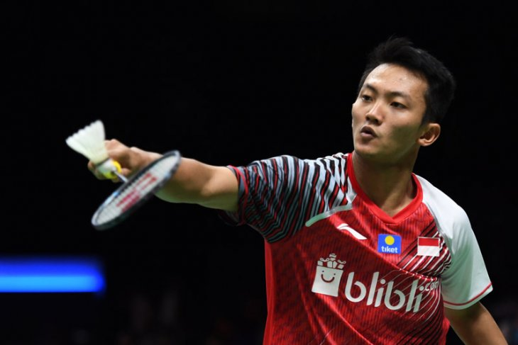 Indonesia beats Canada 5-0 in Thomas Cup