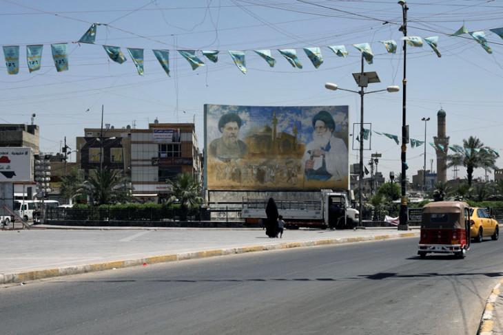 Kerusuhan protes pemerintah, Irak  berlakukan larangan keluar rumah di Baghdad