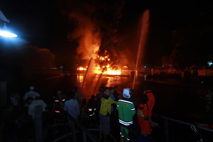 Pertamina investigates fire at Balikpapan refinery V