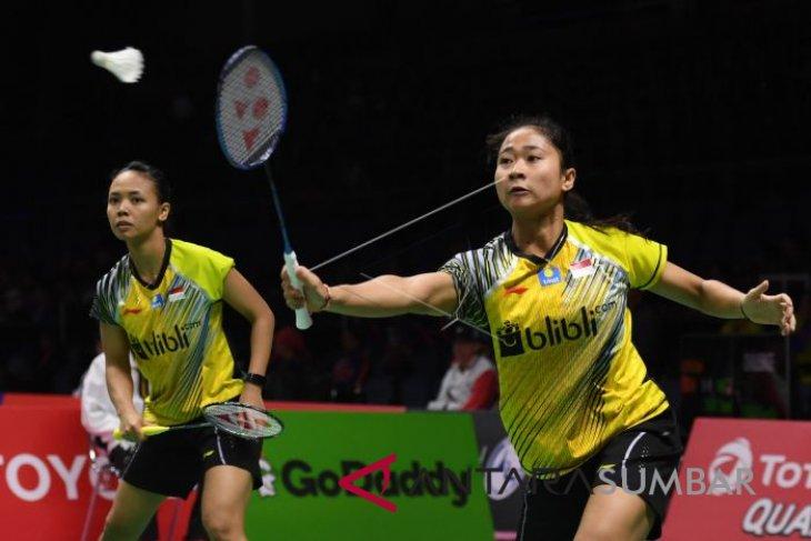 Tim Piala Thomas Indonesia melaju ke semifinal