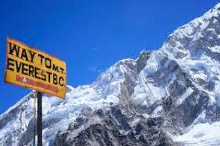 Pendaki Jepang tewas di Gunung Everest