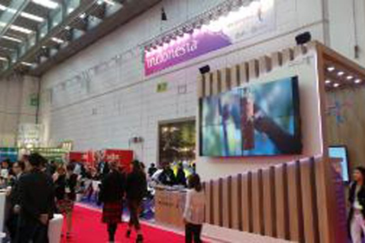 MICE packages to Indonesia grab Europeans' interest at IMEX 2019