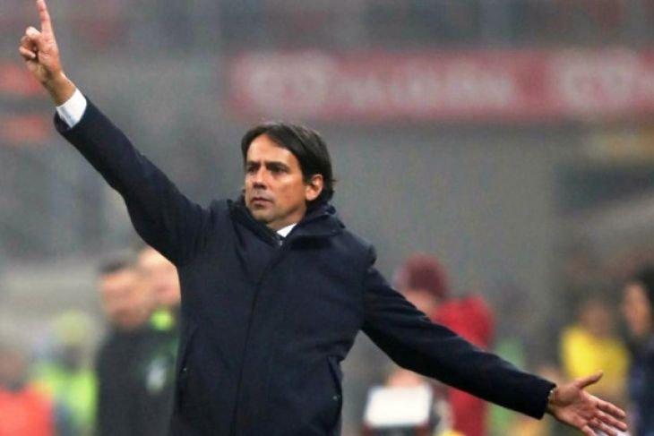 Inzaghi memperpanjang kontrak dengan Lazio