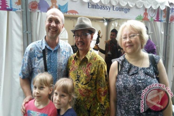 Restoran halal Indonesia dibuka di Kazan Rusia