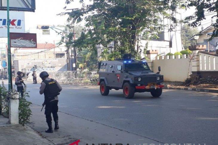 Kabareskrim: Suah ditetapkan tersangka kasus rusuh Makobrimob