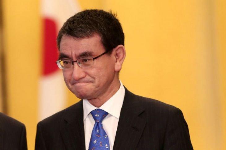 Taro Kono pesaing utama dalam pemilihan perdana menteri Jepang