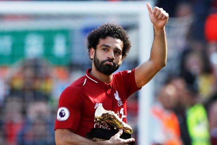 Liverpool tak izinkan  Salah bela Mesir di Olimpiade Tokyo