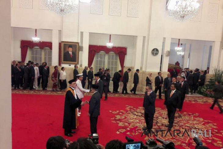 Presiden lantik Siwi Sukma Adji sebagai KSAL
