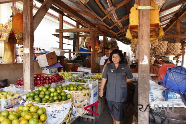 Ramadhan-Galungan, Disperindag Buleleng sidak pasar