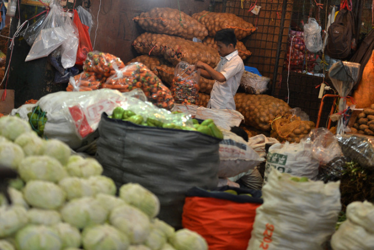 Task forces deployed to monitor year-end food prices