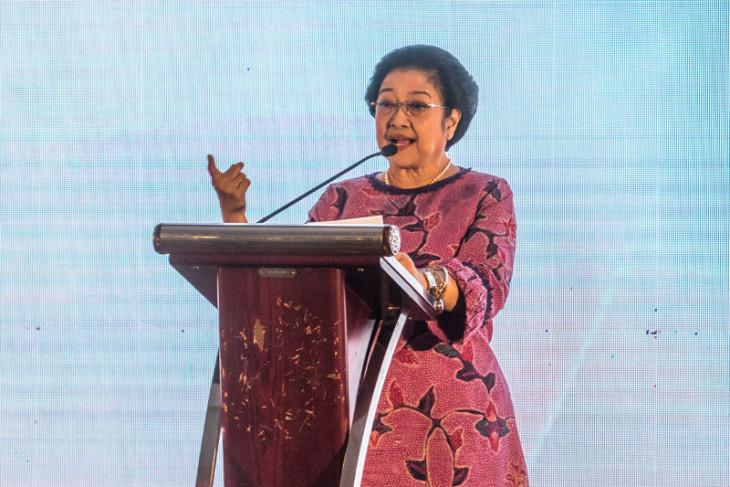 Pengukuhan profesor kehormatan ke Megawati tidak langgar aturan