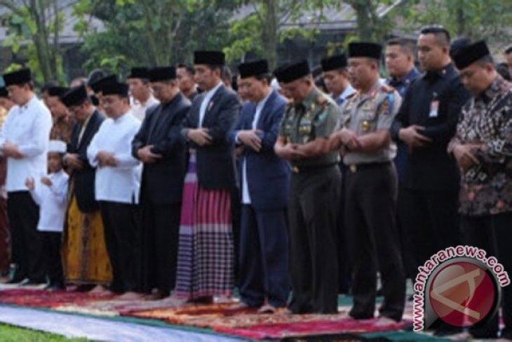Jokowi never politicizes prayer (shalat): national campaign team