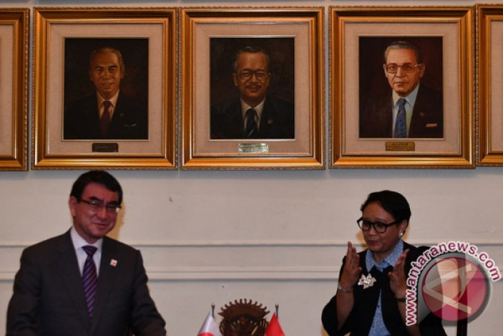 Indonesia, Iapan agree to strengthen bilateral relations