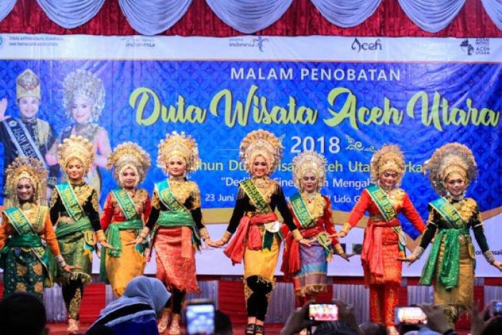 Agam Inong Duta Wisata 2018