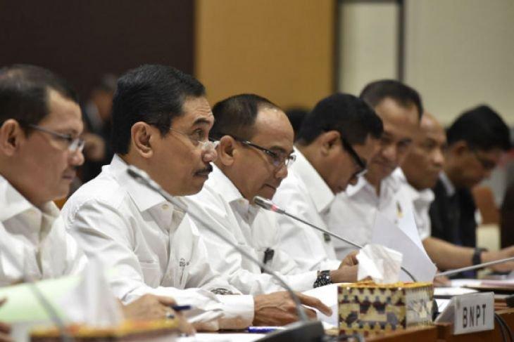 Anggaran empat lembaga negara