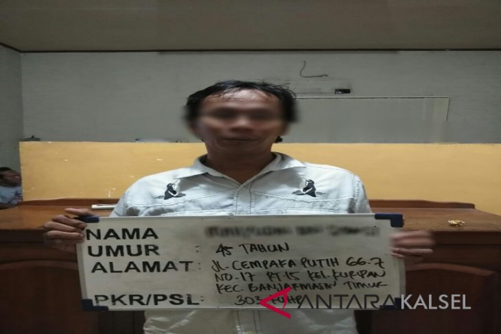 Polsekta Banjarmasin Timur tangkap pelaku judi togel