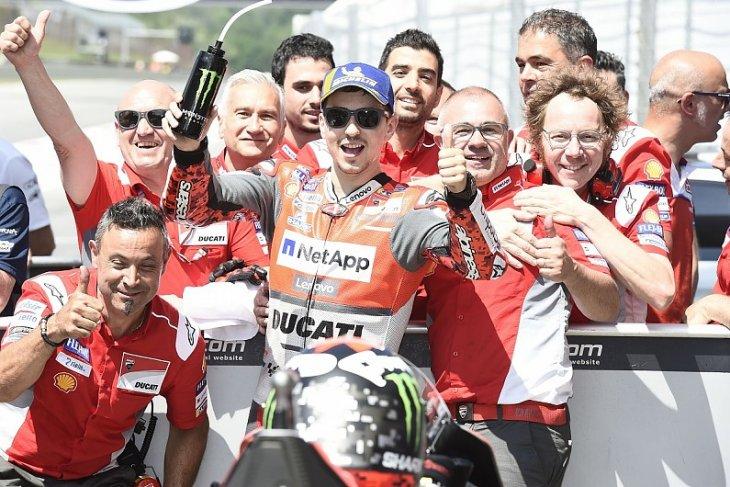 Lorenzo start terdepan MotoGP Aragon