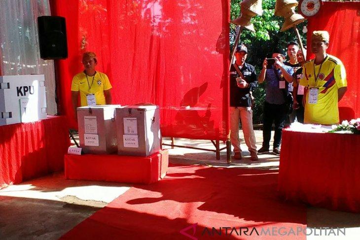Partisipasi pemilih Kota Bogor meningkat 12 persen