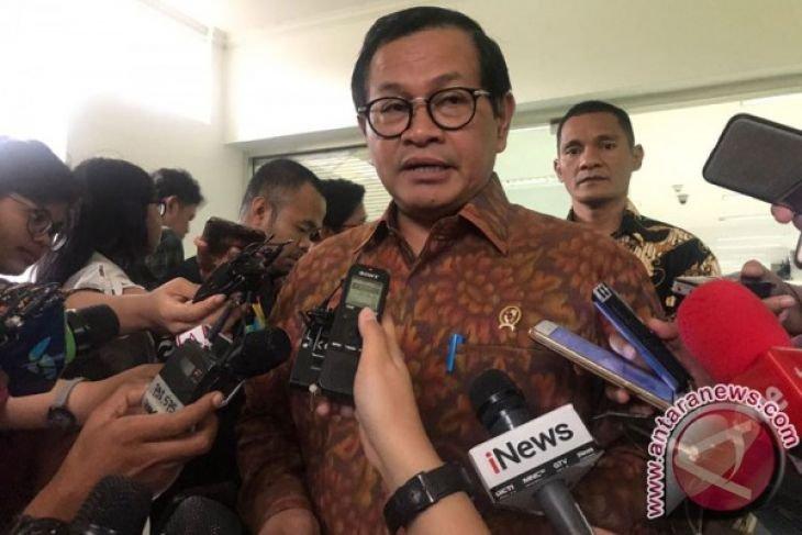 Pramono Anung: Presiden Jokowi pantau Pilkada 2018