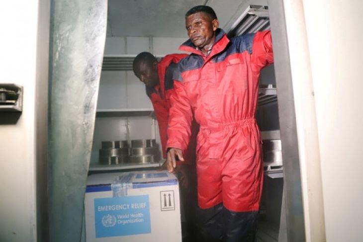 WHO: kami masih berperang melawan Ebola di Kongo