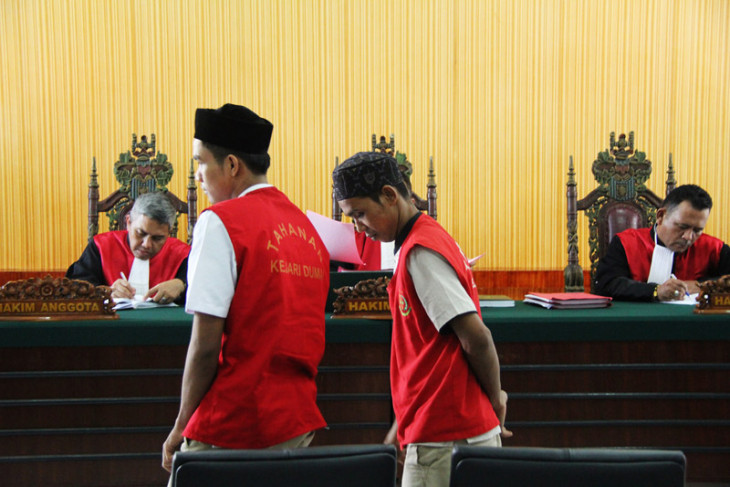 Drug courier in Riau threatened with death penalty: BNN