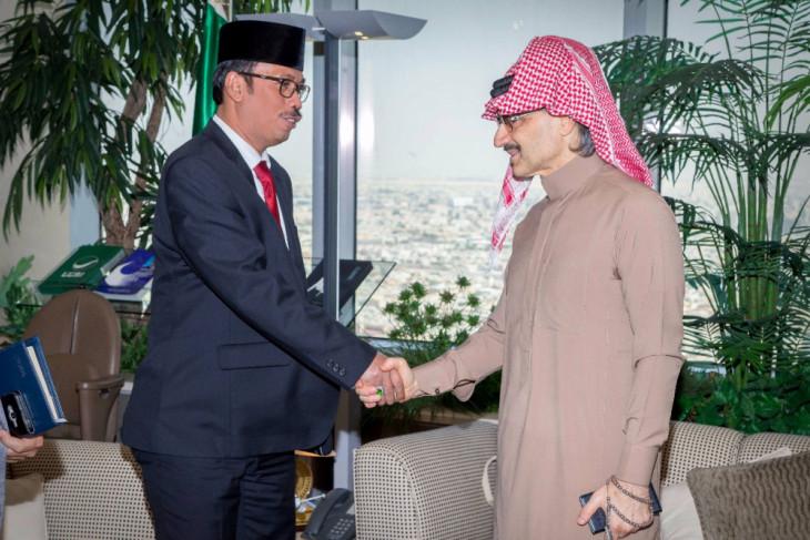 Ambassador optimistic of Indonesia-Saudi partnership in promoting moderate Islam