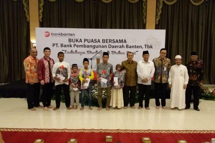 Bank Banten Siap Bantu Uang Tunai Lebaran