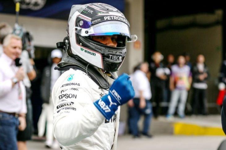 Valtteri Bottas tercepat di FP2 GP Abu Dhabi