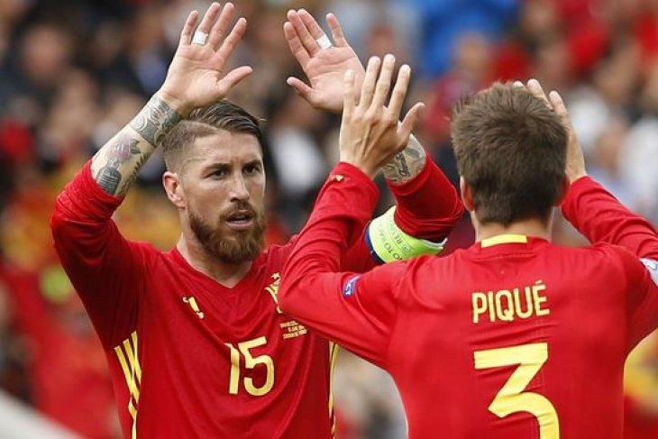 Ramos Minta Spanyol Refleksi Setelah Ditahan Imbang Maroko