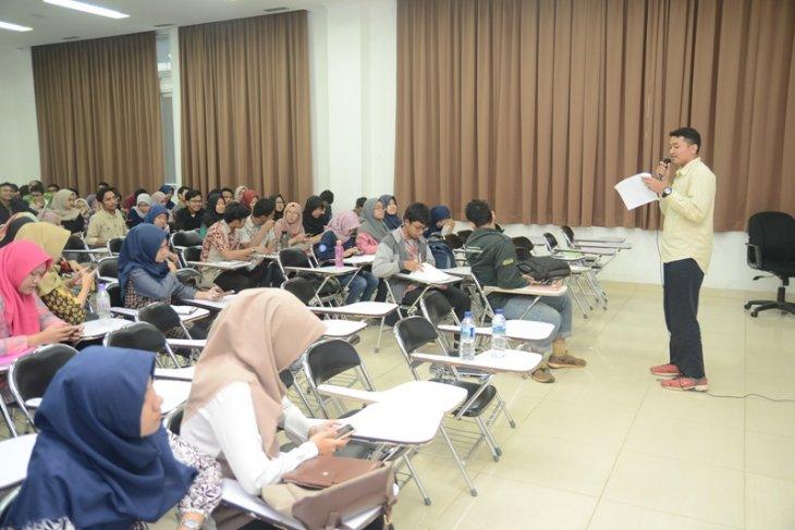 Sebelum turun lapang, mahasiswa IPB dibekali ilmu kenali potensi wilayah