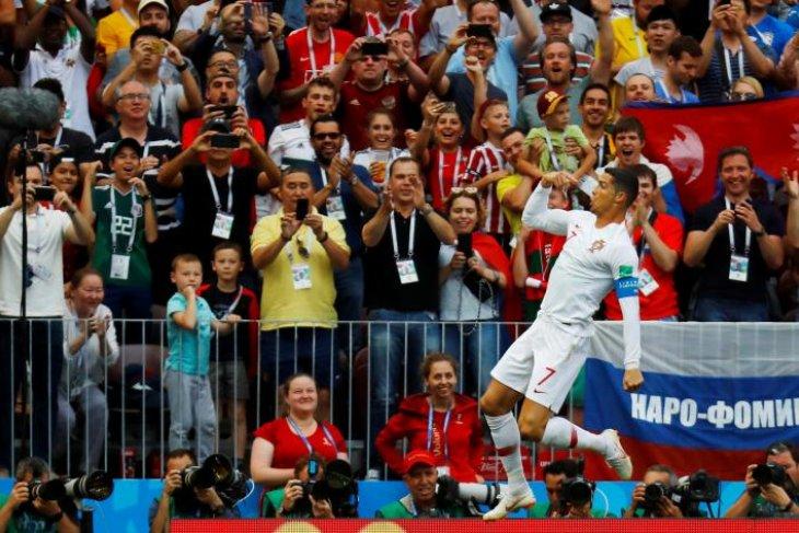 Piala Dunia - Iran Bermain Imbang 1-1 Dengan Portugal