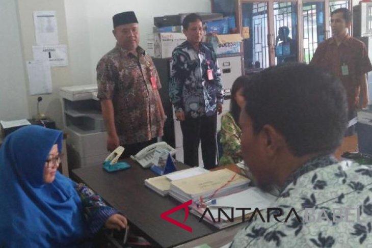 Sekda Bangka ingatkan ASN jaga netralitas pemilu