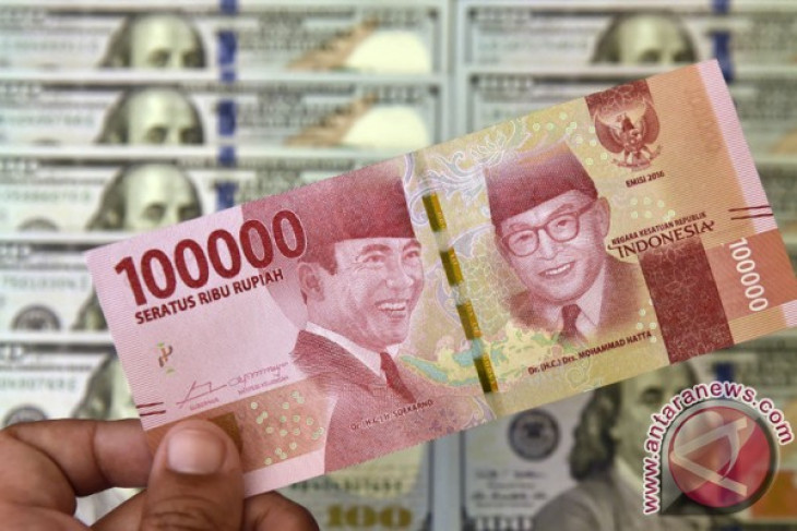 Rupiah loses value on external factors