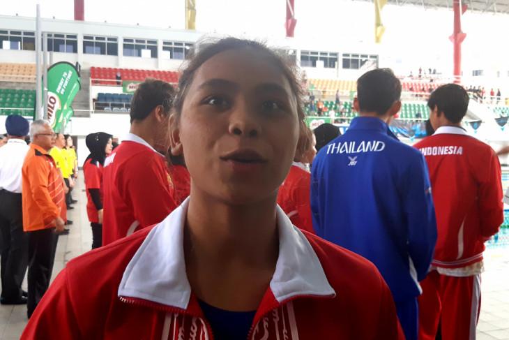 Indonesian swimmer Azzahra adds training segment during Asean School Games