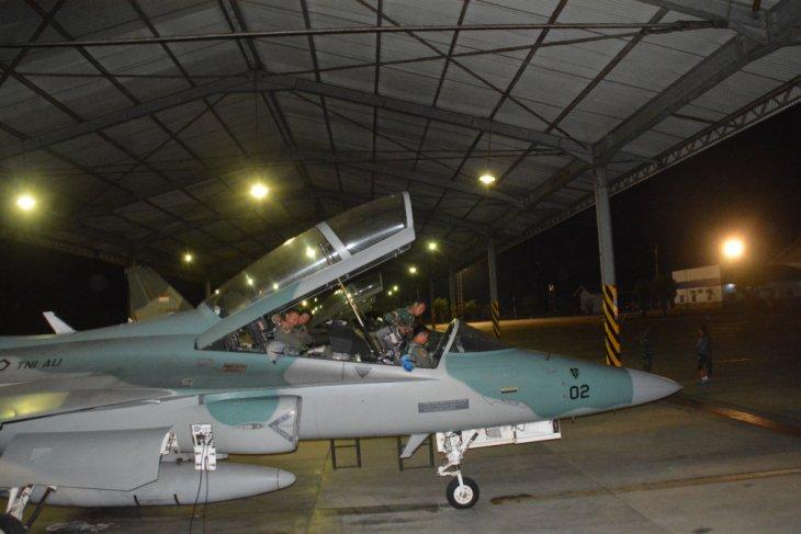Penerbang `Golden Eagle` Latihan Terbang Malam